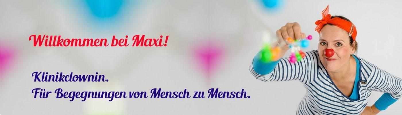 Klinikclownin Maxi